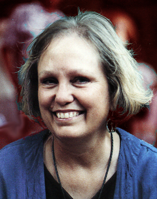 Author, Patricia Broersma