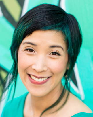 Rightbrain entrepreneur Jennifer Lee is a certified coach writer artist
