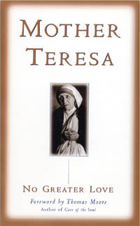 short article on mother teresa